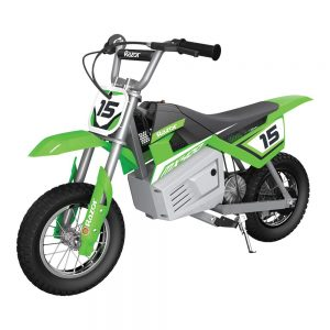 Razor MX400 (green), best for 13-year teenagers