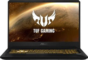 "ASUS TUF 17.3"" (2019), best for heavy use"