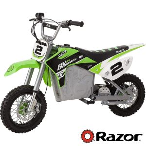 Razor SX500 McGrath (red), best for smooth/reliable riding experience
