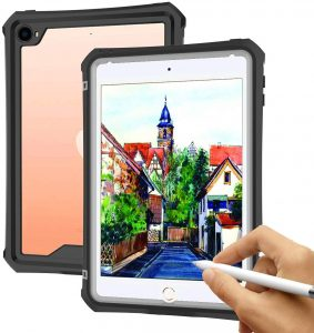 The best and classic waterproof tablet case