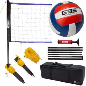 The best outdoor volleyball for a smooth touch