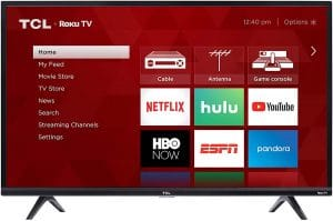 Best Quality 32-inch TV
