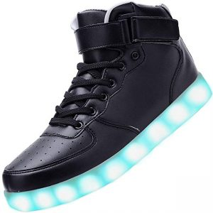 Best stylish LED shoes for shuffling