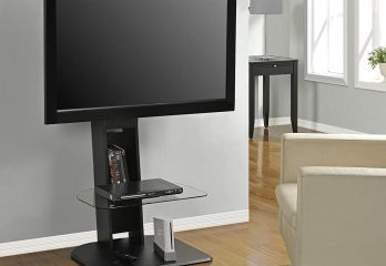 Top 10 Best TV Stand with Mount 2019 Review