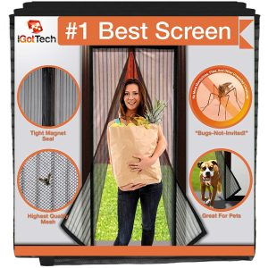 Best durable/affordable screen door