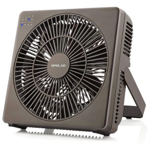 Top 10 Best Box Fans 2019 Review