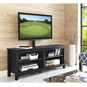 Best Stylish/Versatile TV stand with mount