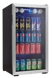 Best quality/luxurious mini fridge with lock