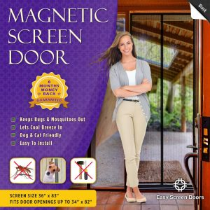 The best durable screen door