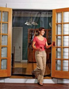 Best for French/Sliding glass doors