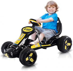Top 10 Best Pedal Cars 2019 Review