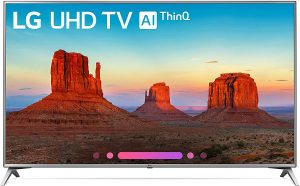 Best 70-inch TV for Movies