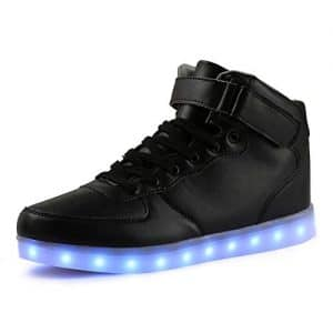 Best LED shuffling shoes for a present
