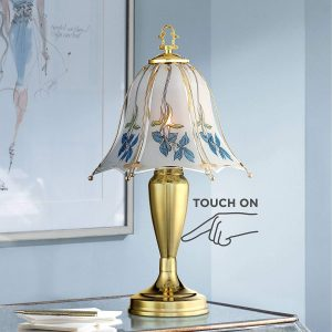 Traditional Accent 18-inch Touch lamp, best table lamp