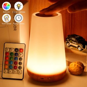 Biilaflor Touch Lamp, best for reading