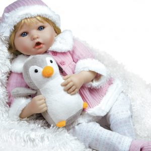 22-inch Weighted Girl Doll, best for children aged 14 and up