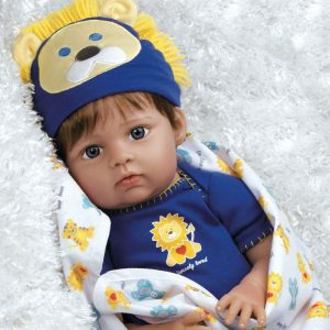 Boy doll boy Lions/ Tigers/Bears, best for Age 3+ years