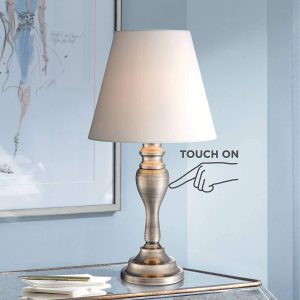 Thom Traditional Desk Table Lamp, best for living room