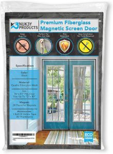 Top 10 Best Magnetic Screen Doors for French Doors 2020 Review