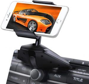 IPOW One (Upgraded) Phone Holder, best reliableconvenient holder