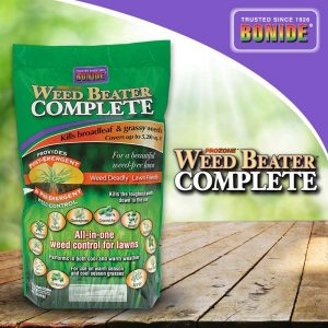 Bonide (BND60476) - Weed Beater Complete, Weed Killer Granules for Lawn and Garden, Post and Pre Emergence Application (10 lb.)